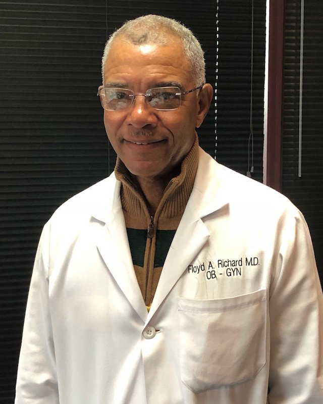 Floyd A. Richard, MD