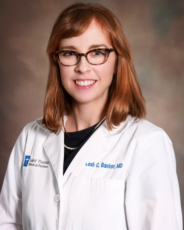 Leah Conners Banker, MD