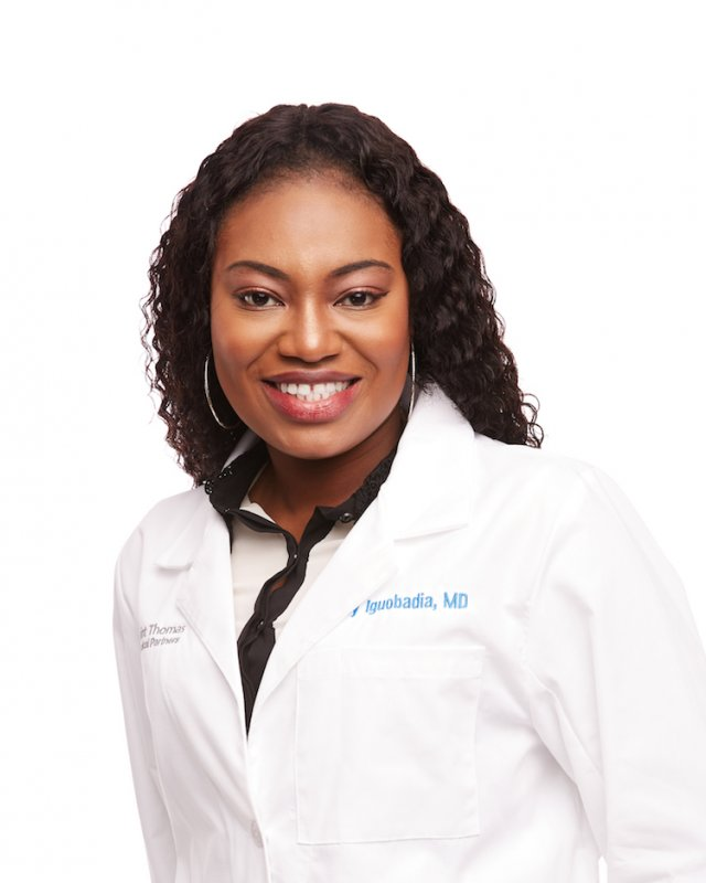 Joy Iguobadia, MD