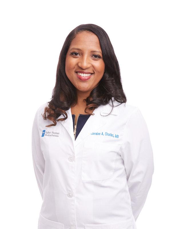 Lorraine A. Charles, MD