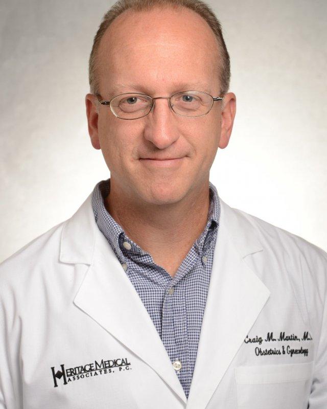 Craig M. Martin, MD