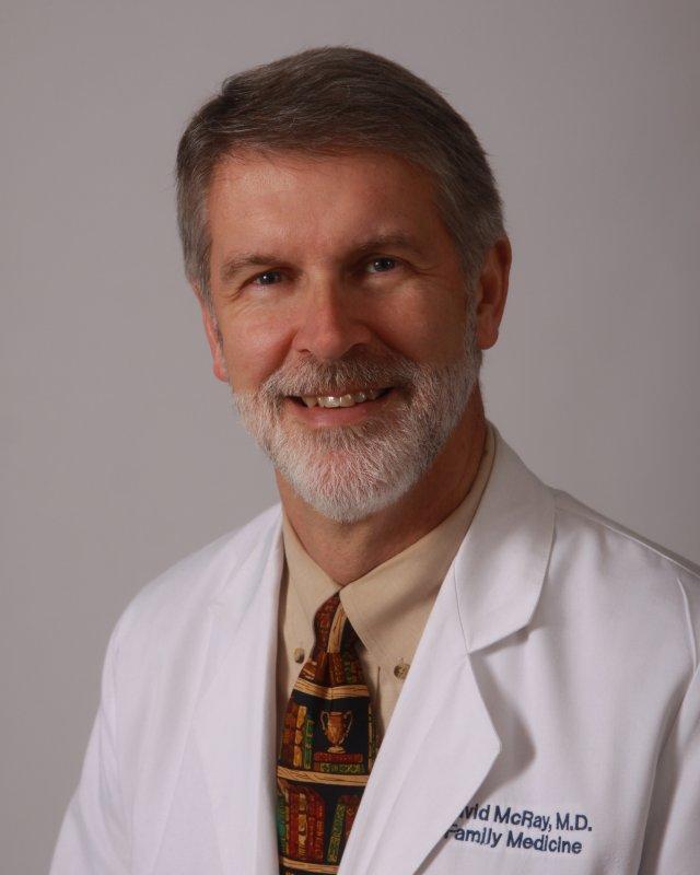 David E. McRay, MD