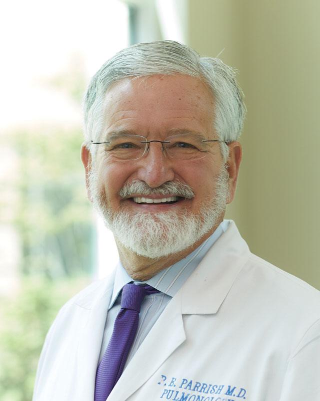 Richard Parrish, MD